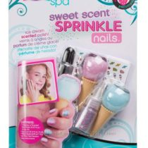 Набор лаков и наклеек для ногтей ALEX Toys Spa Sweet Scent Sprinkle