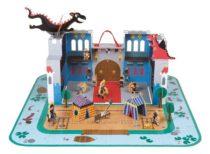 Janod Fantastic Castle замок рыцаря 35 деталей