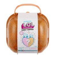 L. O. L. ЛОЛ Bubbly Surprise Чемодан Сердце ор. сюрприз с куклой и питомцем
