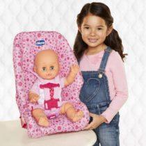 Автокресло для куклы от фирмы Chicco.
