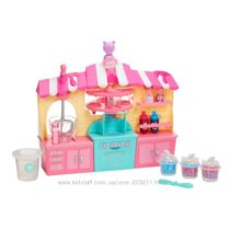Набор для создания слаймов Num Noms Snackables Silly Shakes