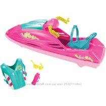 Водный мотоцикл Барби Barbie Camping Fun On the Go