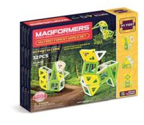 Магнитный конструктор Магформерс Magformers My First Forest World Set 32 д