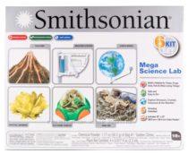 Набор юного исследователя-экспериментатора  Smithsonian Mega Science Lab