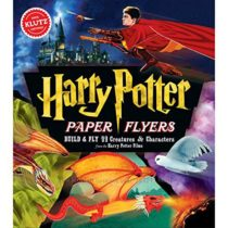 Летающие персонажи из Гарри Поттера Klutz Harry Potter Paper Flyers