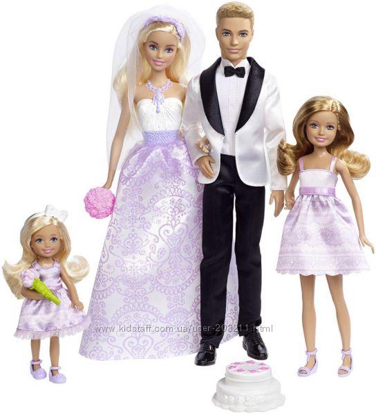 Свадьба Барби Barbie I Can Be A Bride Wedding Day