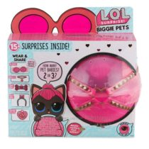 Большой питомец Кошечка ЛОЛ  Surprise Biggie Pet – Spicy Kitty MGA.