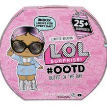 Адвент календарь L. O. L. Surprise Ootd 25 сюрпризов, MGA. Оригинал