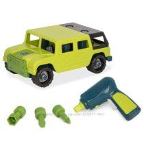 Игрушка-конструктор Разборный Арм. Грузовик Battat Take-Apart Truck Toy.