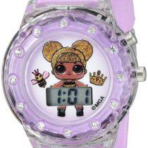 Красивые часы с подсветкой ЛОЛ L. O. L Surprise