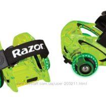 Роликовые коньки Razor Jetts DLX с LED подсветкой