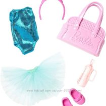 Набор для балета куклы Челси Barbie Club Chelsea Ballet Accessory Pack