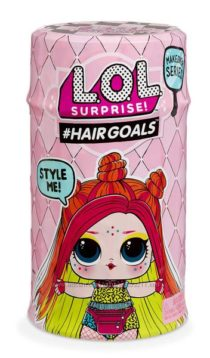 ЛОЛ с волосами 2 серия L. O. L. Surprise Hairgoals Makeover Series 2