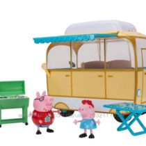 Игровой набор Кемпинг Пеппы Peppa Pig Family Campervan