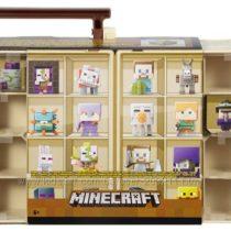 Кейс для хранения фигурок Майнкрафт Minecraft Mini Collector Case