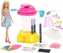 Barbie Барби Confetti Skirt Studio Волшебное конфетти Студия Crayola