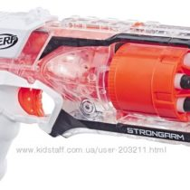 Бластер Элит Стронгарм Nerf N-Strike Elite Strongarm Blaster Amazon Exclusi