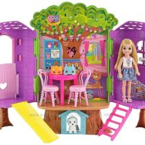 Домик на дереве Челси Barbie Club Chelsea Treehouse House Playset