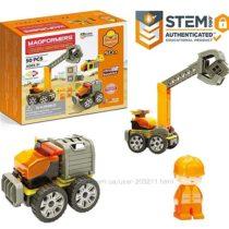 Конструктор Magformers Amazing Construction Set Магформерс Строители