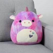 Мягкая плюшевая игрушка сквиш Squishmallows Edden the Tie Dye Unicorn