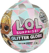 ЛОЛ Зимнее диско LOL Surprise Glitter Globe Winter Disco Оригинал