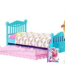 Кукла Барби Челси Спальная комната Barbie Club Chelsea Bedtime Playset