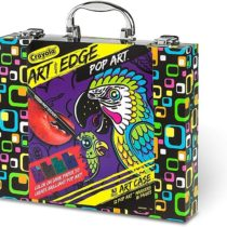 Подарочный набор Крайола Crayola Art with Edge Neon Marker and Art Case Set