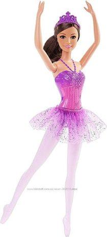 Barbie Fairytale Ballerina Барби балерина брюнетка