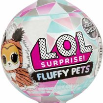 L. O. L. Surprise Fluffy Pets Winter Disco ЛОЛ Диско Питомец
