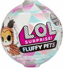 L. O. L. Surprise Fluffy Pets Winter Disco ЛОЛ Диско Питомец