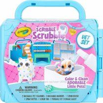 Crayola Scribble Scrubbie Pets Vet раскрашиваемые питомцы Крайола ветеринар