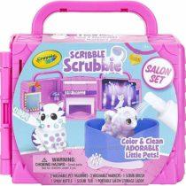 Crayola Scribble Scrubbie Pets Salon раскрашиваемые питомцы Крайола салон