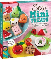Творческий набор для шитья Klutz Sew Mini Treats