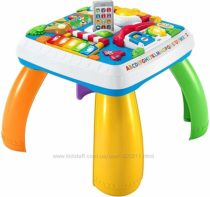 Обучающий столик Fisher-Price Laugh Learn Around The Town Learning Table