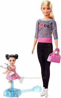 Кукла Барби тренер по фигурному катанию Barbie Ice Skating Coach Doll