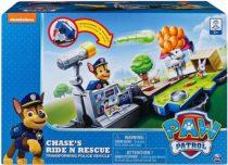 Машина-трансформер Чейса Щенячий Патруль Paw Patrol, Chases Ride N Rescue