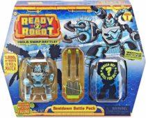 Большой игровой набор Ready2Robot Battle pack Beat Down MGA 2 робота.