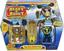 Большой игровой набор Ready2Robot Battle pack Tag Team MGA 2 робота.