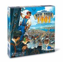 Настольная игра Нью-Йорк 1901. New York 1901