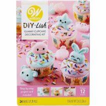 Набор для украшения капкейков Вилтон Wilton DIY-Lish Gummy Cupcake