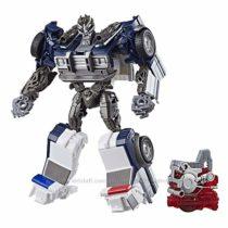 Робот-автомобиль Transformers Энергон Нитро Баррикад Hasbro