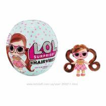 L. O. L. Surprise Hairvibes Кукла ЛОЛ со сменными париками