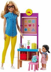 Игровой набор Барби Любимая профессия Учитель Barbie Teacher and Doll