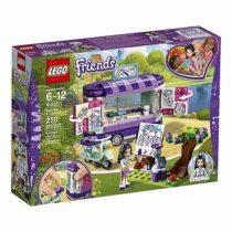 Конструктор LEGO Friends Emma&rsquos Art Stand 41332 Мольберт Эммы 210 деталей
