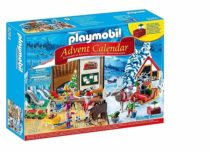 Адвент календарь PLAYMOBIL Advent Calendar – Santa&acutes Workshop