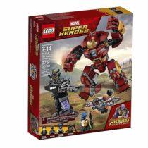 Конструктор Lego Super Heroes Marvel comics бой Халкбастера 375 дет 76104