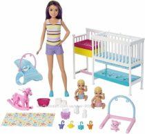 Набор Барби Детская Barbie Skipper Babysitters Inc. Nap &lsquon&rsquo Nurture Nursery