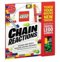Отличный набор Лего Цепные Реакции Klutz Lego Chain Reactions