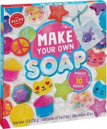 Отличный набор для создания мыла Klutz Make Your Own Soap