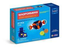 Конструктор Магформерс Magformers Magnets in Motion Power Accessory Set 27д